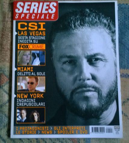 Series Speciale - CSI