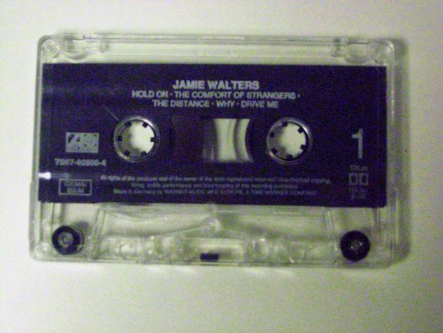 Musicassetta originale del 1994-Jamie Walters - Foto 2