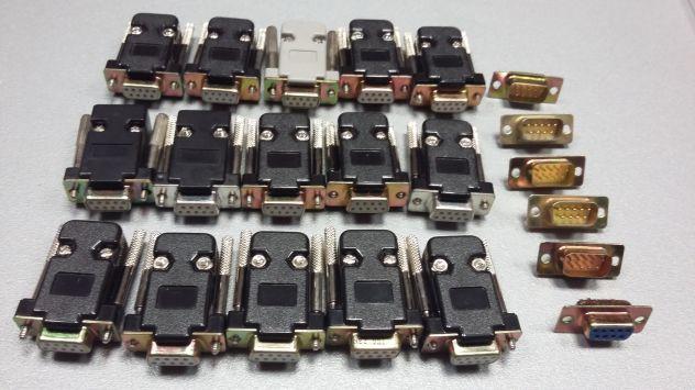 Connettori vari per PC (21pz)