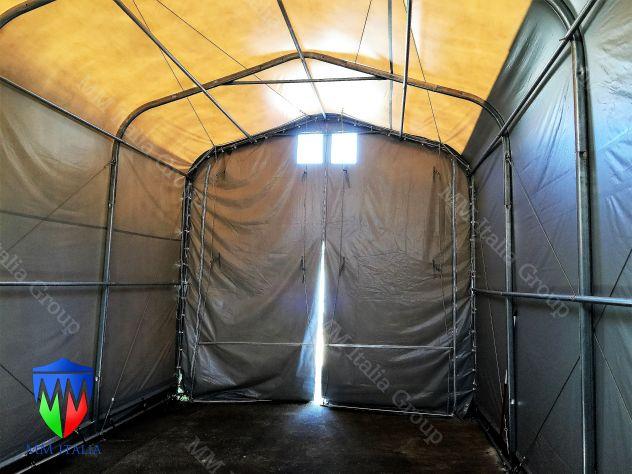 Coperture Per Camper In Pvc 4 X 8 Telo Ignifugo Alt 3 35 Mm Italia