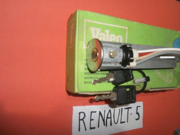 Blocchetto commutatore accensione Renault 5 Alpine L TL GTL Valeo 252224 &q … - Foto 7