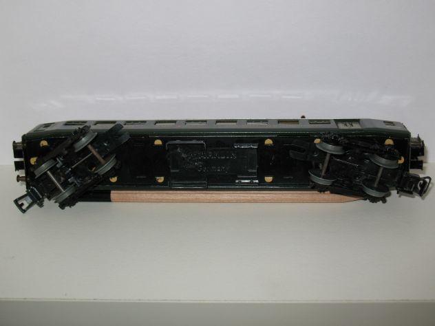 Marklin H0 348 2 (4016) Carrozza Ristorante Ferrovie Svizzere - Foto 3