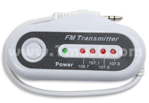 Trasmettitore radio FM Wireless Mp3 autoalimentato - Foto 2
