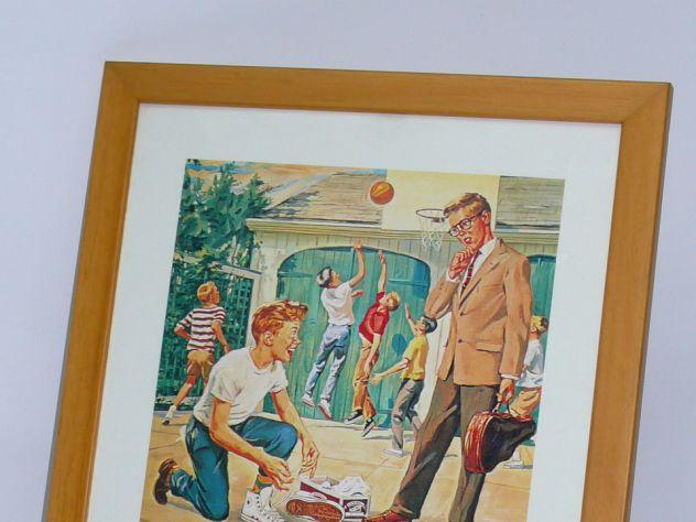 Converse quadri vintage 1950 1956 1961 - Foto 2