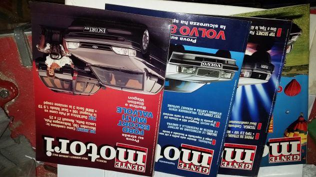 Riviste Auto inizio anni '90 - Foto 3